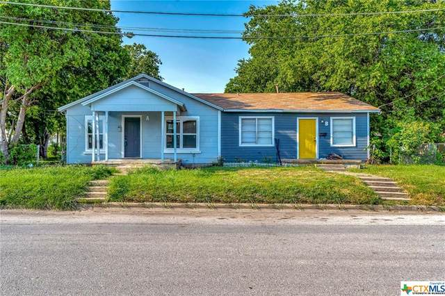1101 Hall Avenue, Killeen, TX 76541 (MLS #446157) :: Rutherford Realty Group