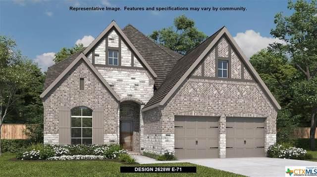 1073 Cadogan Squire, San Antonio, TX 78260 (MLS #446205) :: The Myles Group
