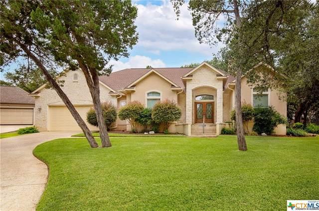 610 Ridge Hill Drive, New Braunfels, TX 78130 (MLS #446219) :: The Real Estate Home Team