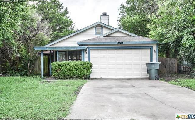 4004 London Lane, Killeen, TX 76543 (MLS #446237) :: Texas Real Estate Advisors