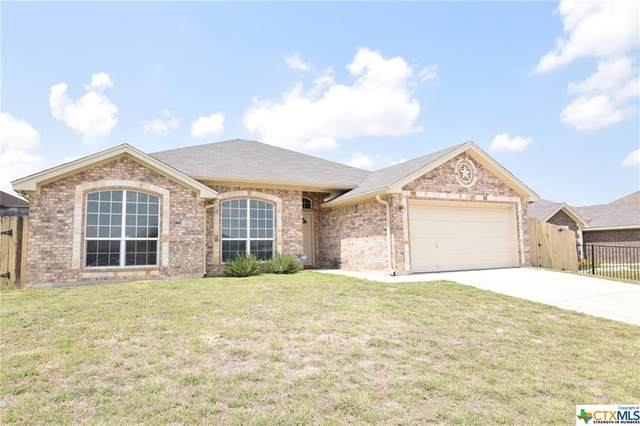 10001 Diana Drive, Killeen, TX 76542 (MLS #446254) :: Kopecky Group at RE/MAX Land & Homes