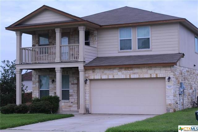 5411 Southern Belle Drive, Killeen, TX 76542 (MLS #446263) :: The Real Estate Home Team