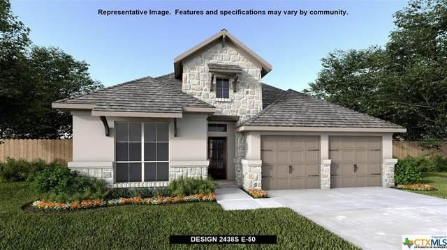5376 Hartley Square, Schertz, TX 78108 (MLS #446313) :: The Zaplac Group