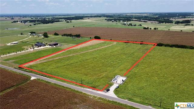 Lot 1 County Rd 127, Georgetown, TX 78626 (MLS #446316) :: The Myles Group