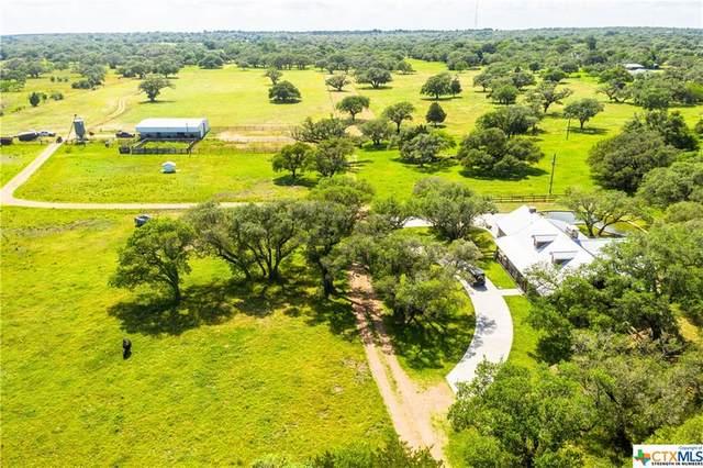 1336 County Road 105, Columbus, TX 78934 (MLS #446335) :: Kopecky Group at RE/MAX Land & Homes