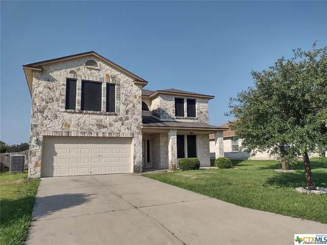 206 Lottie Lane, Harker Heights, TX 76548 (MLS #446346) :: The Real Estate Home Team