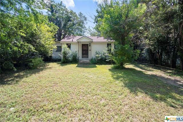 1007 S 25th Street, Temple, TX 76504 (MLS #446350) :: The Myles Group