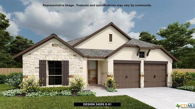 9426 Groff Garden, San Antonio, TX 78254 (MLS #446367) :: Texas Real Estate Advisors