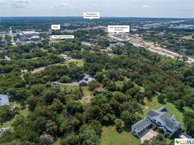 714 Wonder Drive, Round Rock, TX 78681 (MLS #446382) :: Texas Real Estate Advisors