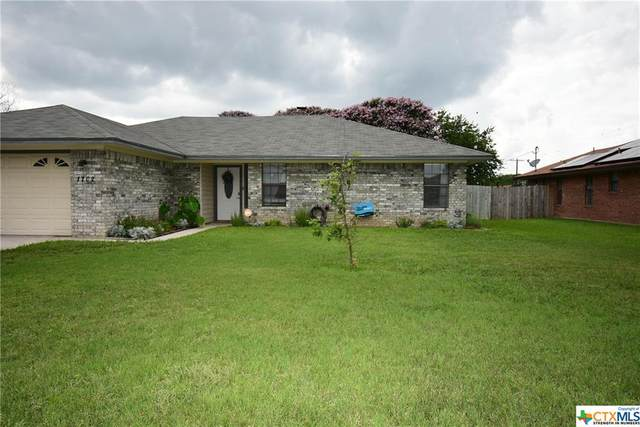 1702 Beaver Trail, Harker Heights, TX 76548 (MLS #446387) :: RE/MAX Family