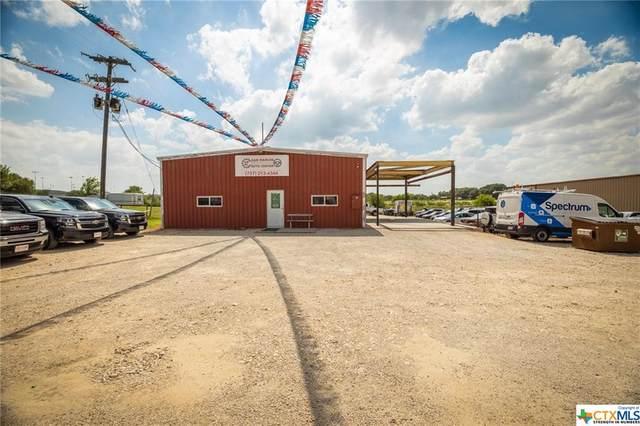 3600 S Sh 123, San Marcos, TX 78666 (MLS #446398) :: Kopecky Group at RE/MAX Land & Homes