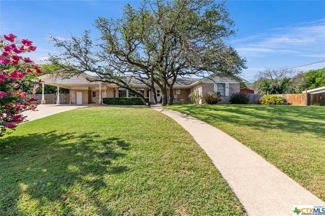 714 Oakhill Drive, Killeen, TX 76541 (MLS #446421) :: The Myles Group