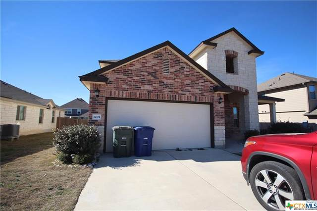 1205 Briscoe Court, Copperas Cove, TX 76522 (MLS #446456) :: Rutherford Realty Group