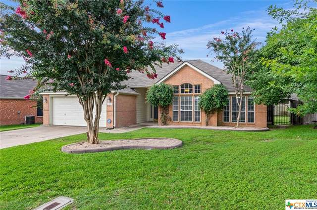 8513 Westway Cove, Temple, TX 76502 (MLS #446467) :: The Myles Group
