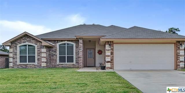 4902 Citrine Drive, Killeen, TX 76542 (MLS #446482) :: The Real Estate Home Team