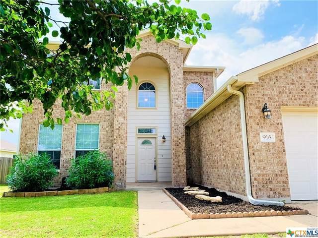 916 Mustang Trail, Harker Heights, TX 76548 (MLS #446496) :: Brautigan Realty