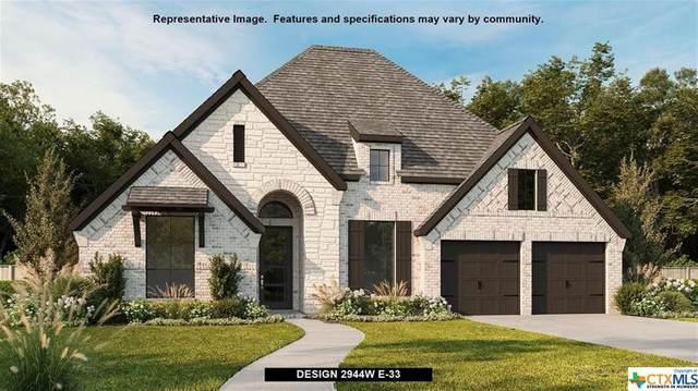 9646 War Party Trail, San Antonio, TX 78254 (MLS #446498) :: Texas Real Estate Advisors