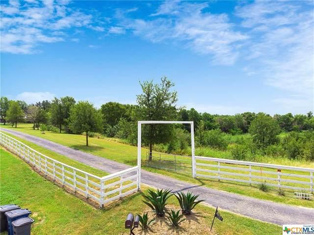 1295 Krueger Road, Seguin, TX 78155 (MLS #446503) :: The Real Estate Home Team