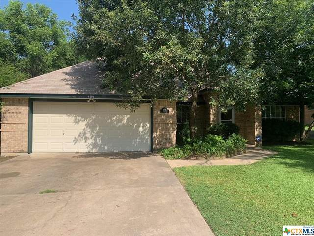 409 Gina Drive, Harker Heights, TX 76548 (MLS #446528) :: The Myles Group