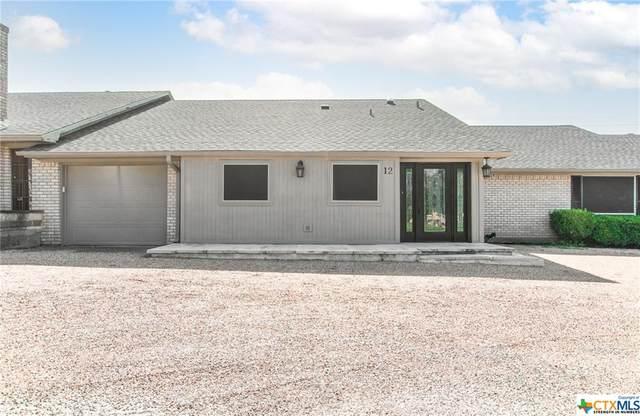 1710 Old Mill Road #12, Salado, TX 76571 (MLS #446554) :: Brautigan Realty