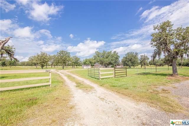340 Deer Trail Lane, Goliad, TX 77963 (MLS #446562) :: RE/MAX Land & Homes