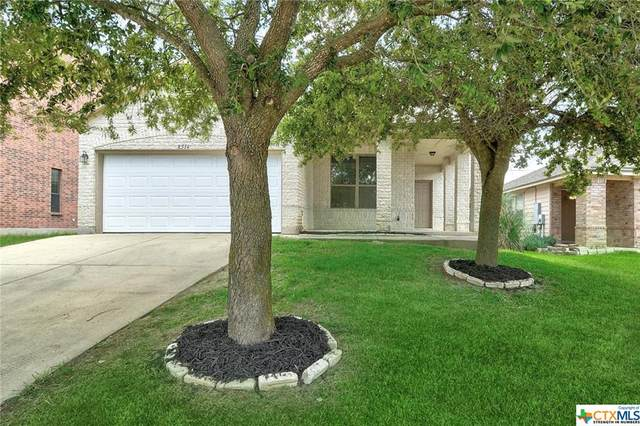 8514 Starview Street, Temple, TX 76502 (MLS #446563) :: The Myles Group