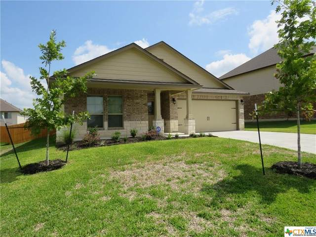 2509 Arno Street, Harker Heights, TX 76548 (MLS #446599) :: RE/MAX Family
