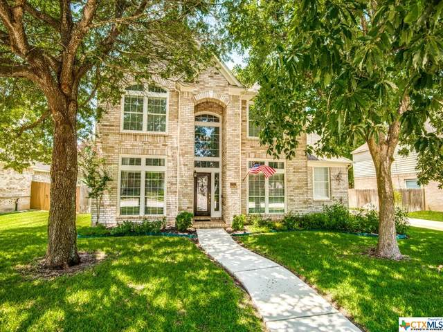 1712 Oak Path, New Braunfels, TX 78132 (#446616) :: Realty Executives - Town & Country