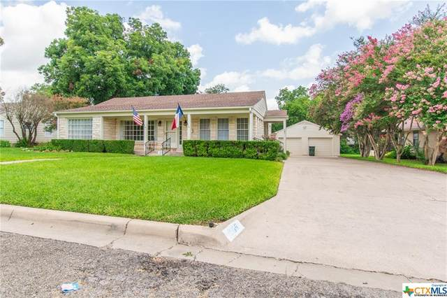 508 W Oakland Avenue, Temple, TX 76501 (MLS #446621) :: The Myles Group