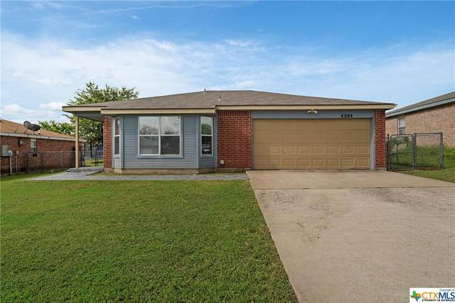 4204 Tidal Wave Drive, Killeen, TX 76549 (MLS #446637) :: The Myles Group