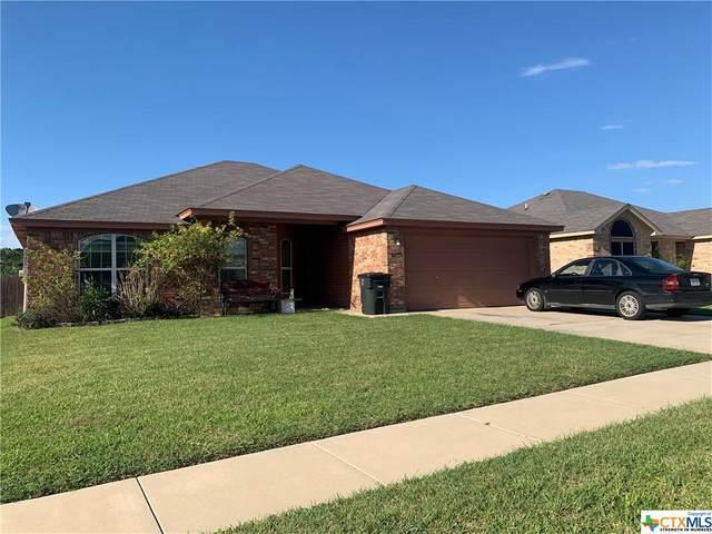 2611 Tarrant County Drive, Killeen, TX 76549 (MLS #446665) :: The Myles Group