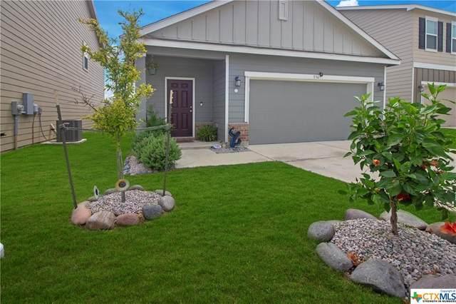336 Flower Smith Lane 36-C, Jarrell, TX 76537 (MLS #446696) :: RE/MAX Family