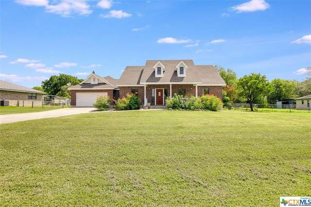 1320 Trail Bluff Drive, New Braunfels, TX 78132 (MLS #446701) :: Rutherford Realty Group