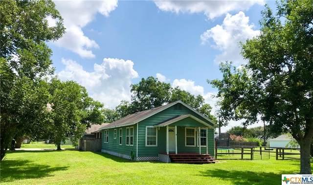 231 Park St Park Road, Vanderbilt, TX 77991 (MLS #446707) :: Rebecca Williams