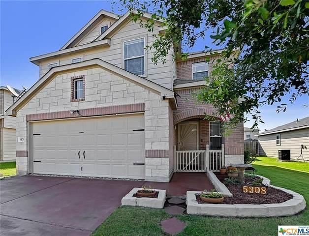 5308 Lyra Drive, Killeen, TX 76542 (MLS #446718) :: Rebecca Williams