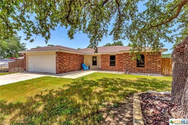 1207 Katelyn Circle, Copperas Cove, TX 76522 (MLS #446722) :: RE/MAX Family