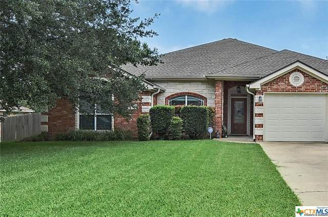 316 Wrought Iron Drive, Harker Heights, TX 76548 (#446724) :: Empyral Group Realtors