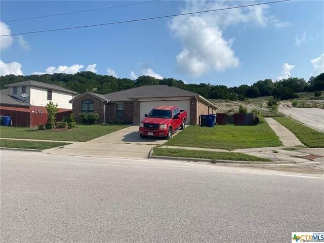 1808 Cline Drive, Copperas Cove, TX 76522 (MLS #446752) :: RE/MAX Family