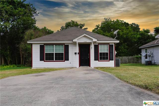 1106 S Terrace Street, Temple, TX 76501 (MLS #446755) :: RE/MAX Family