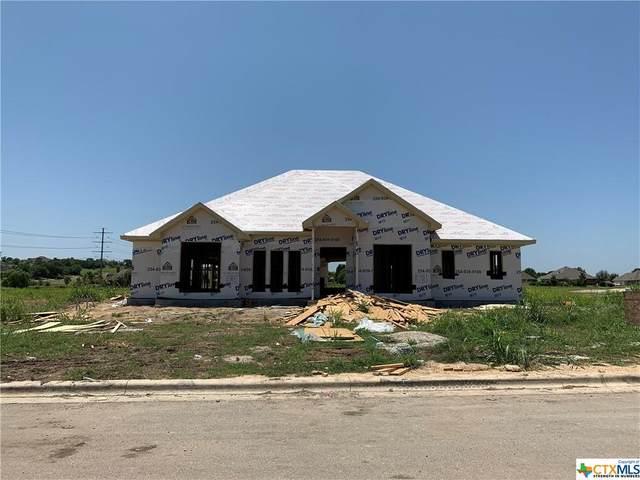1348 Kyleigh, Salado, TX 76571 (MLS #446772) :: RE/MAX Family