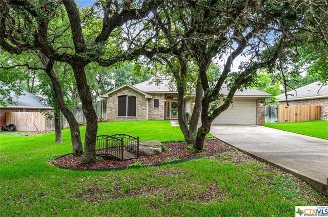 1008 Benchmark Trail, Belton, TX 76513 (MLS #446789) :: RE/MAX Family