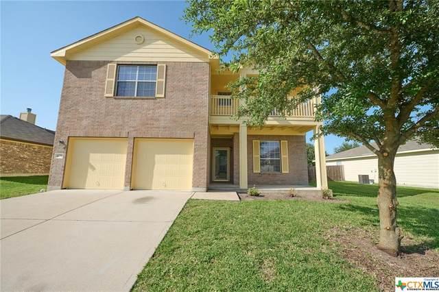 409 E Vega Lane, Killeen, TX 76542 (MLS #446806) :: Neal & Neal Team