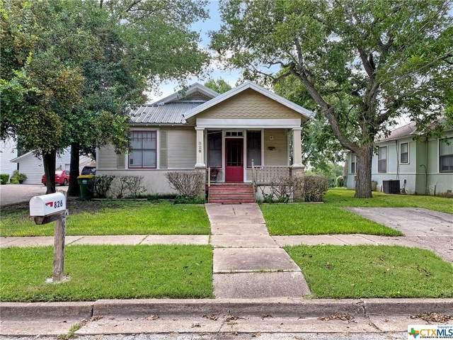 826 Mitchell Street, Gonzales, TX 78629 (MLS #446820) :: Brautigan Realty