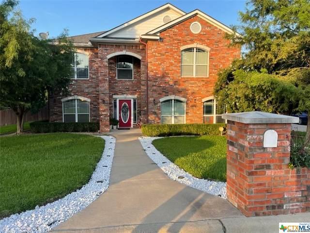 3938 Bella Vista Loop, Harker Heights, TX 76548 (MLS #446821) :: Rebecca Williams