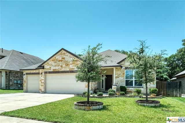 305 Lismore Street, Hutto, TX 78634 (MLS #446839) :: Rebecca Williams
