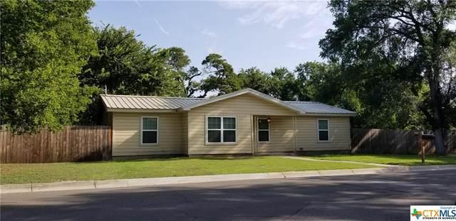 507 W Avenue C, Lampasas, TX 76550 (MLS #446841) :: Rebecca Williams