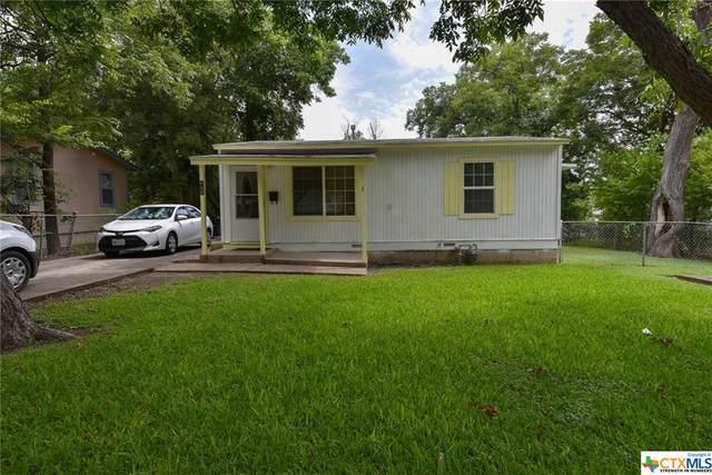 111 E Fowler Avenue, Killeen, TX 76541 (MLS #446848) :: The Zaplac Group