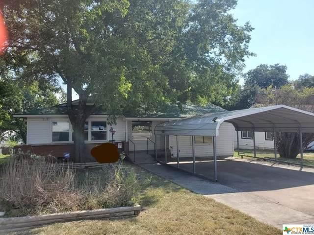 1104 Nix Road, Lampasas, TX 76550 (MLS #446855) :: Rebecca Williams