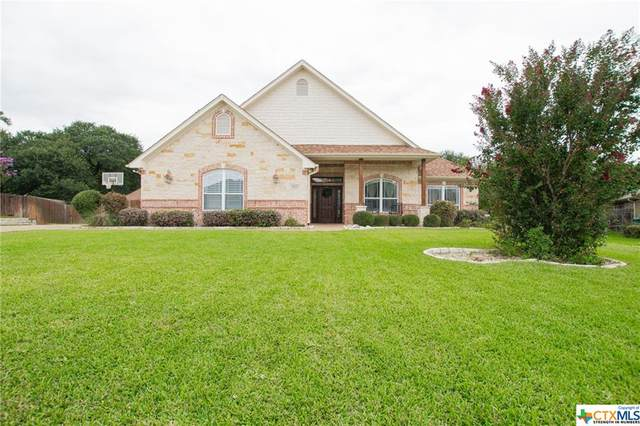 1701 Iron Jacket Trail, Harker Heights, TX 76548 (#446863) :: First Texas Brokerage Company