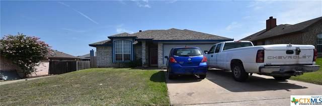 2705 Bluebonnet Drive, Killeen, TX 76549 (MLS #446874) :: The Real Estate Home Team
